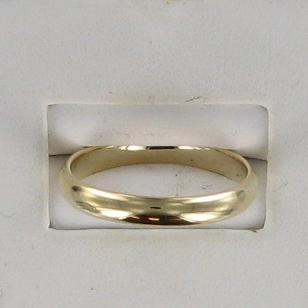 Lady's Gold Ring 14K Yellow Gold 2.1dwt