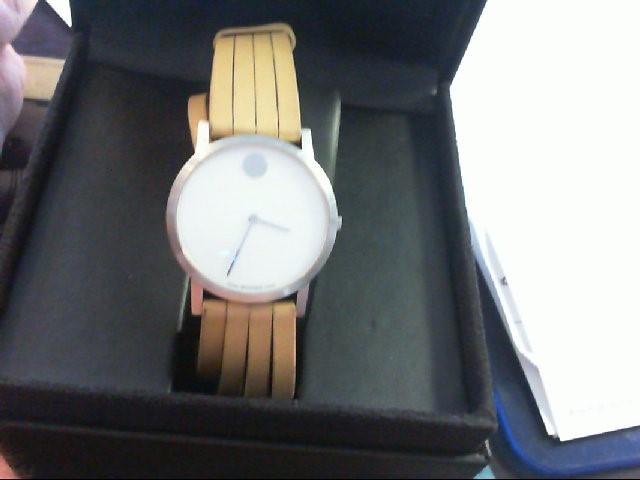 MOVADO Gent's Wristwatch 84 G1 1852
