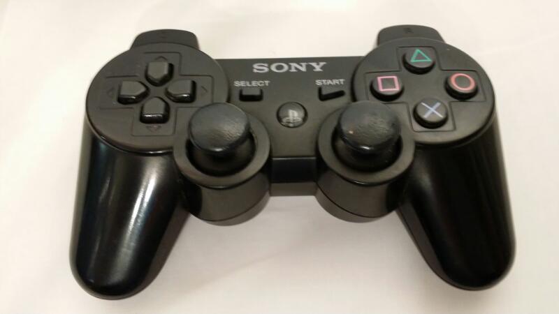 Sony Playstation 3 PS3 Slim Matte Black Console 320GB - CECH-3001B