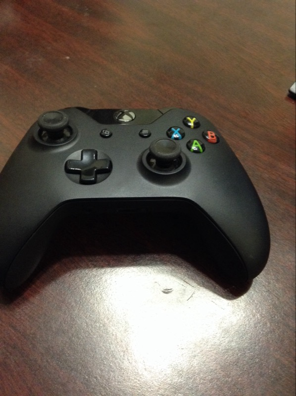 XBOX ONE CONTROLLER WIRELESS - 1697(I02010183)