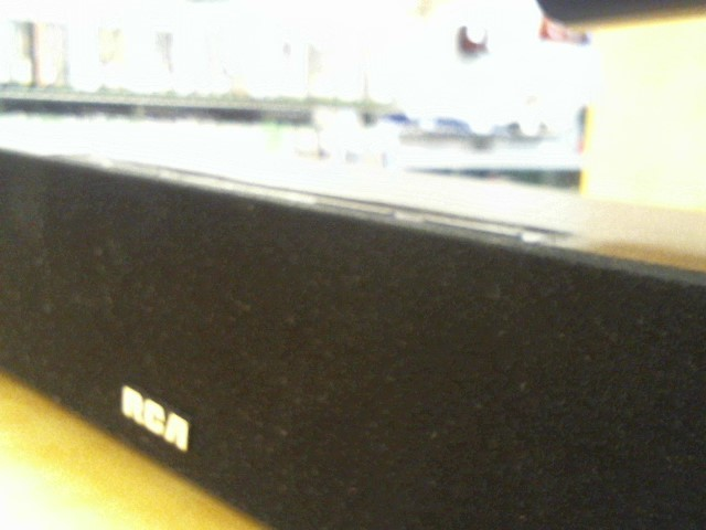 RCA Surround Sound Speakers & System RTS7010B
