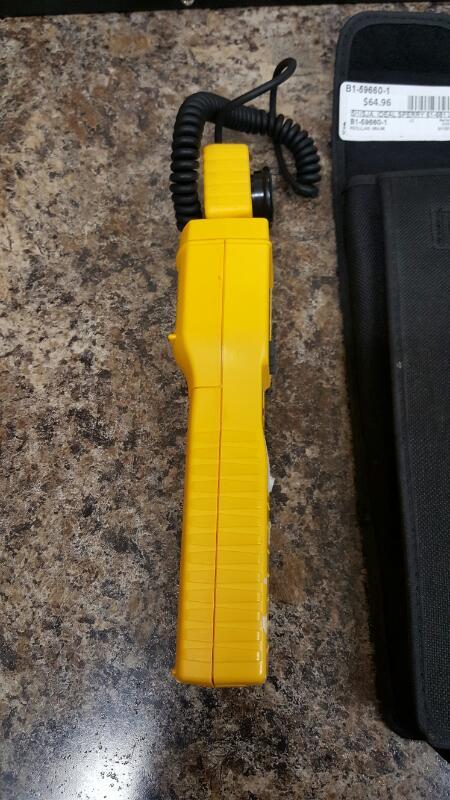 Ideal light meter 61-681 Sperry hand held pocket