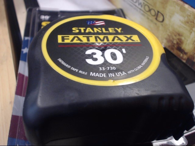 STANLEY Miscellaneous Tool FATMAX 30' 33-730