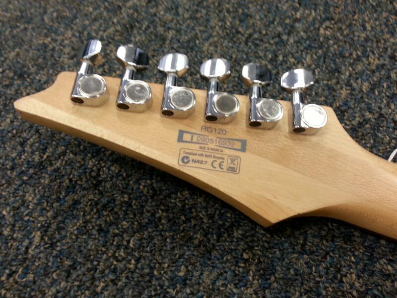 L@@K!!! IBANEZ Electric Guitar RG 120