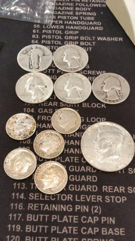 Silver Coin SILVER COINS