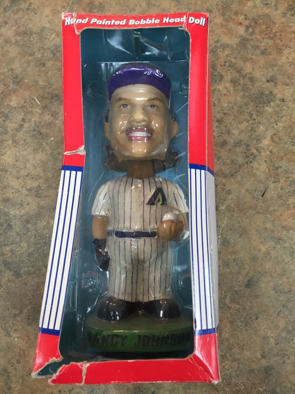 ARIZONA DIAMONDBACKS Sports Memorabilia BOBBLEHEAD