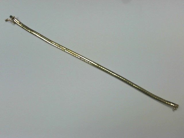 Gold Bracelet 10K Yellow Gold 8g