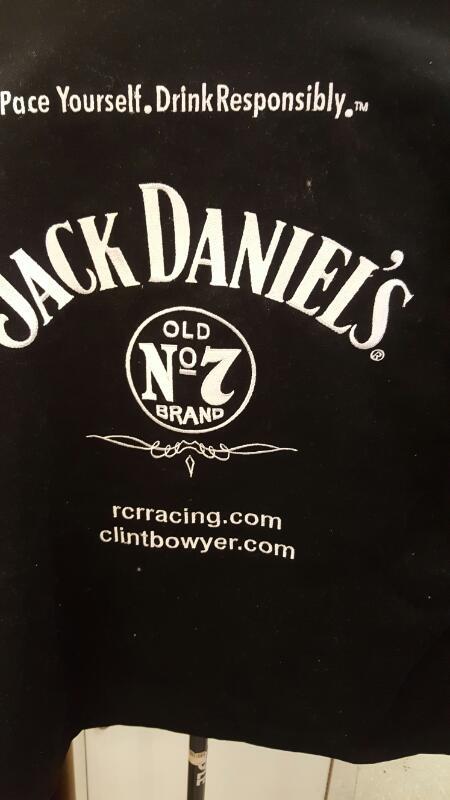 JH DESIGN Coat/Jacket JACK DANIELS