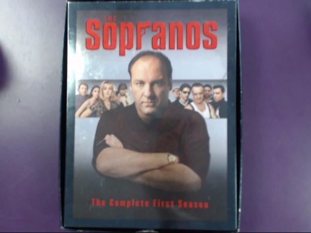 DVD BOX SET THE SOPRANOS The Complete First Season