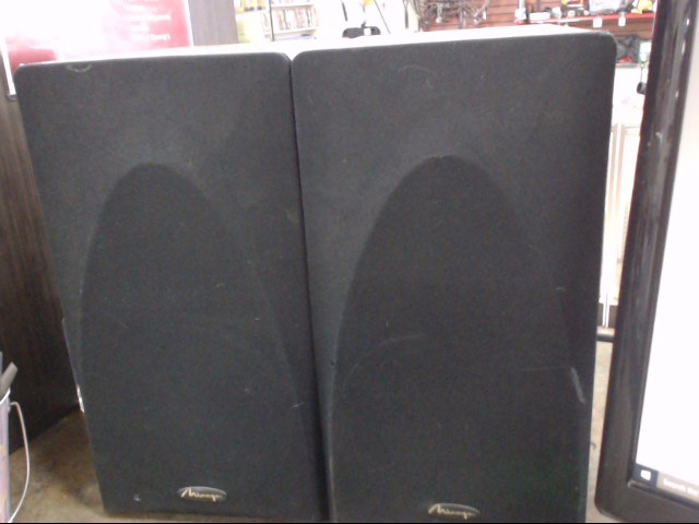 MIRAGE AUDIO SYSTEMS Speakers/Subwoofer FRX-3