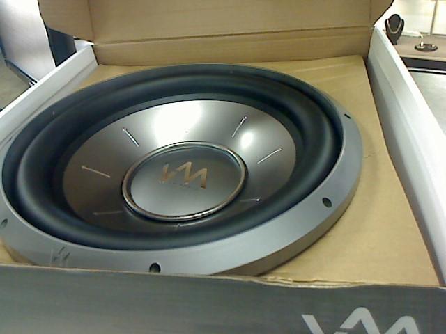 VM AUDIO Speakers/Subwoofer EXW15