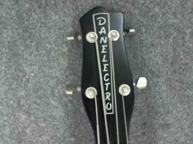 DANELECTRO Bass Guitar 63 LONGSCALE BASS