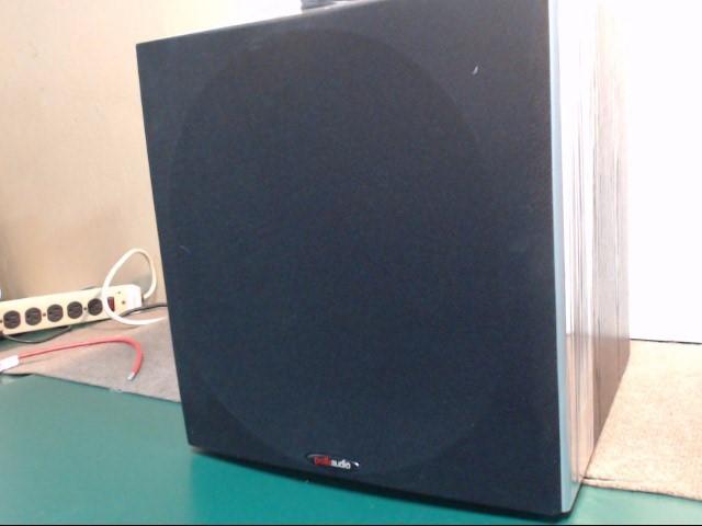 POLK AUDIO Speakers/Subwoofer PSW505