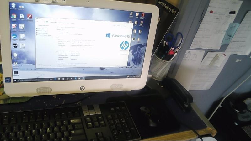 HEWLETT PACKARD PC Desktop 20-E014
