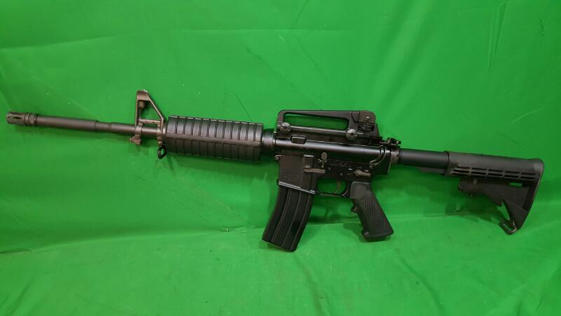 FN HERSTAL FIREARMS Rifle FN15 36001