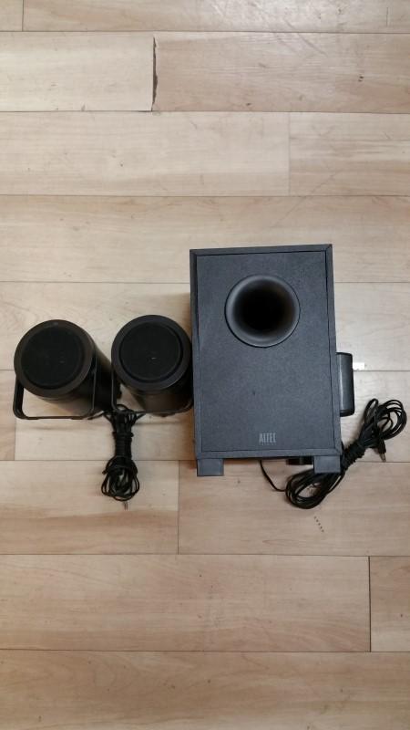 ALTEC LANSING Computer Speakers BX1221