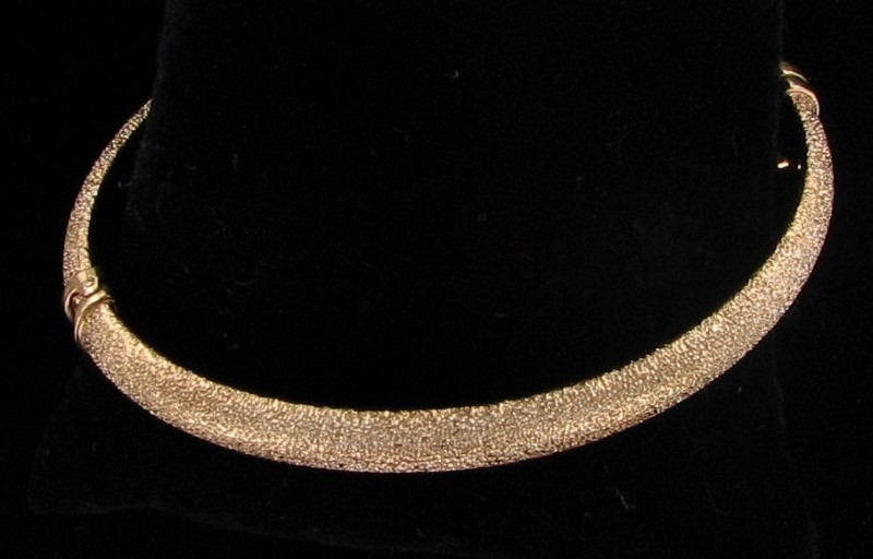 Gold Bracelet 14K Rose Gold 4.5dwt