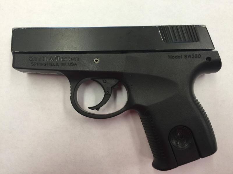 SMITH & WESSON Pistol SW 380
