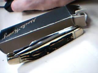 SCHRADE Pocket Knife UNCLE HENRY 897UH