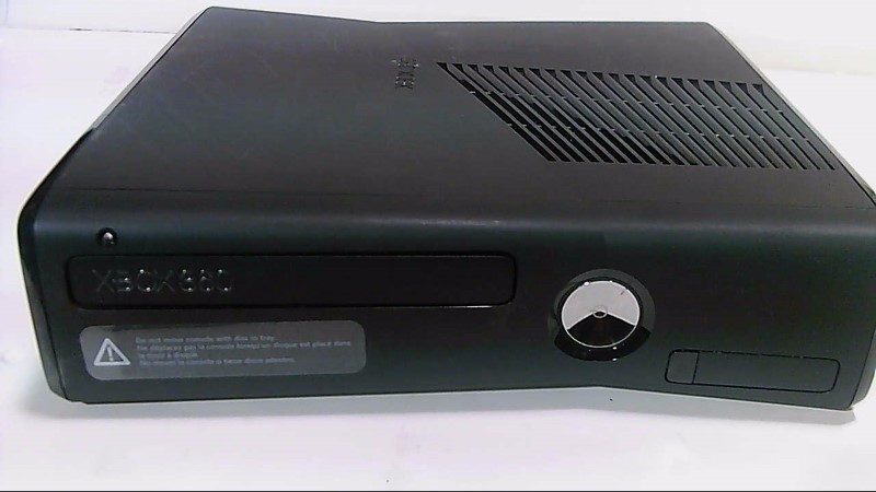 AS-IS Xbox 360 4GB READ NOTES