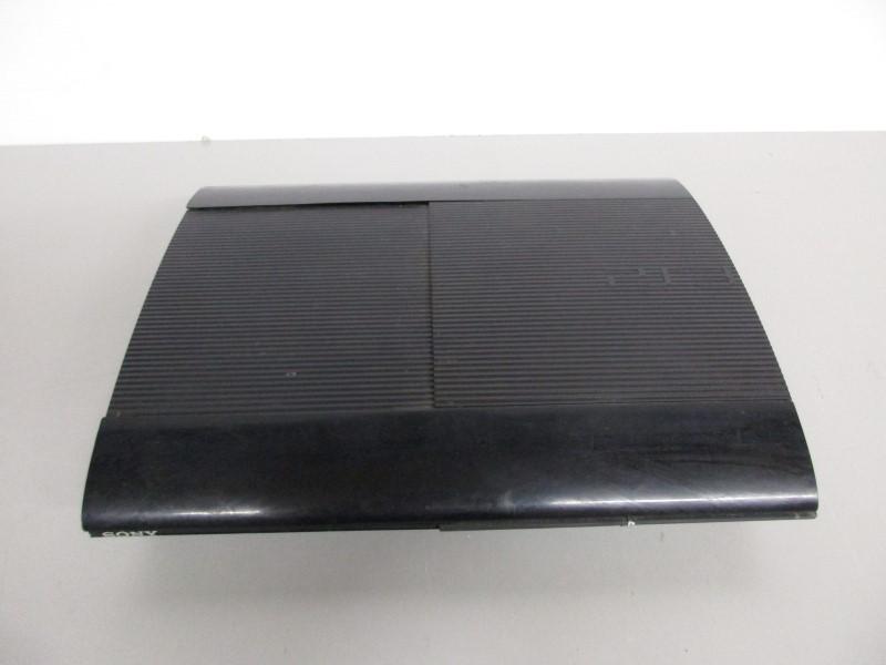 SONY PLAYSTATION 3 SUPER SLIM 500GB CECH-4001C CONSOLE