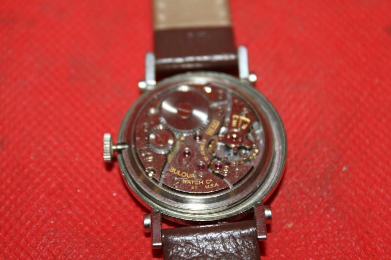 Bulova 21 Jewels 10AK Watch