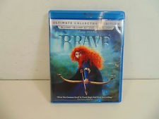 BLU-RAY 3D MOVIE Blu-Ray PIXAR BRAVE