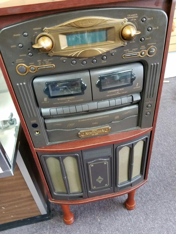 TEAC Tape Player/Recorder GF-680