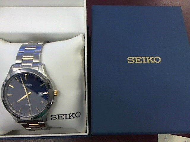 SEIKO Gent's Wristwatch SUR031