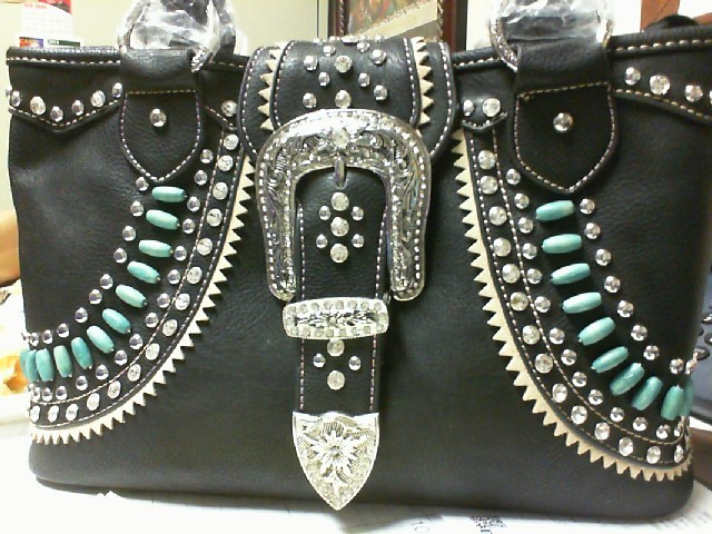MONTANA WEST Handbag MW165-8394 BK