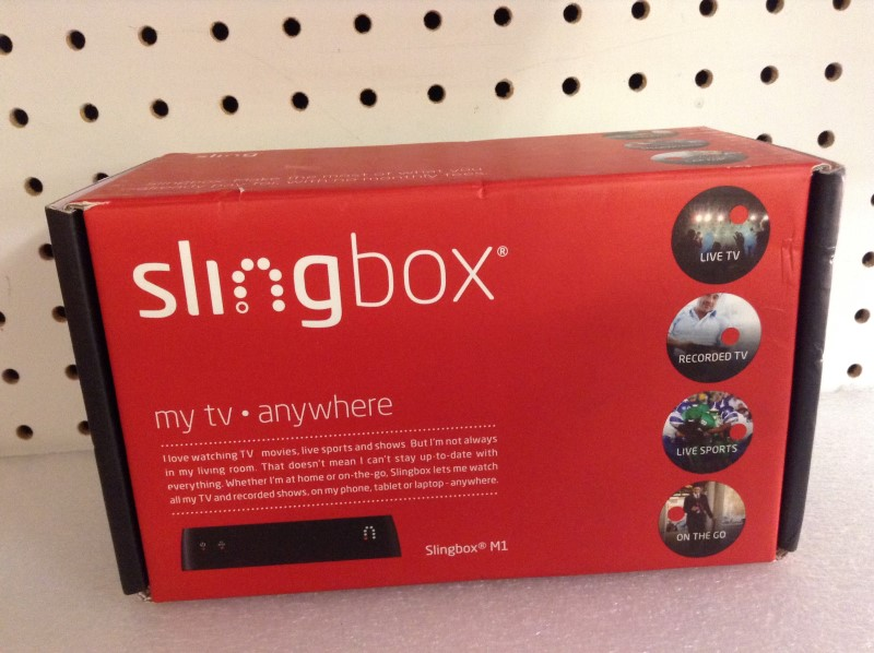 SLINGBOX Digital Media Receiver M1