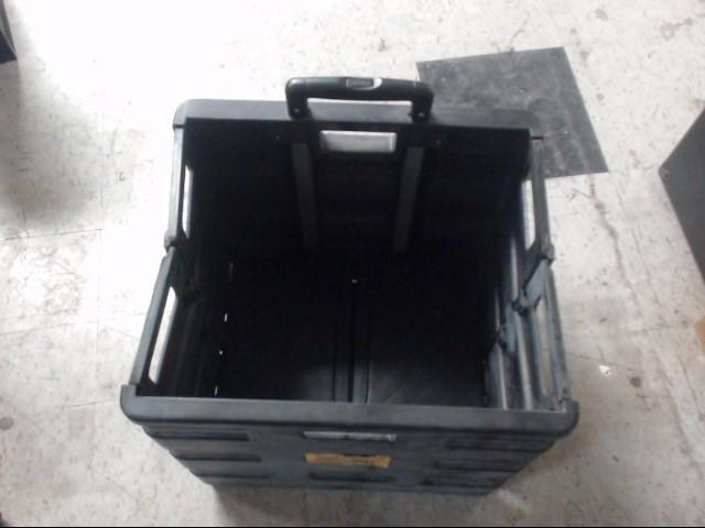 OLYMPIA TOOLS Tool Rollaway Box PACK-N-ROLL