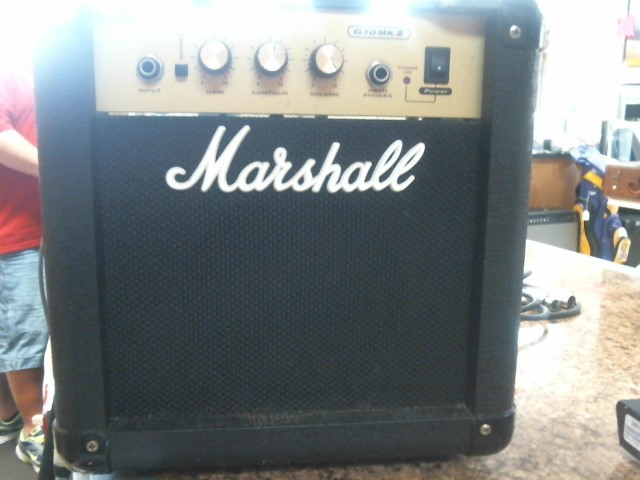 MARSHALL Electric Guitar Amp G10MK2