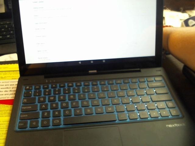 NEXTBOOK Tablet NX1106A