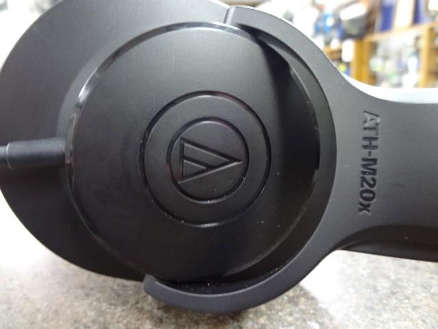 AUDIO-TECHNICA Headphones ATH-M20X