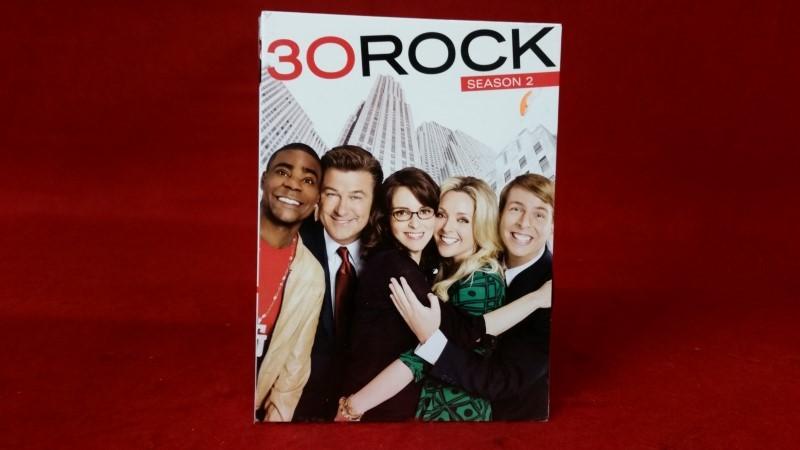 30 Rock: Season 2 (DVD, 2008, 2-Disc Set)