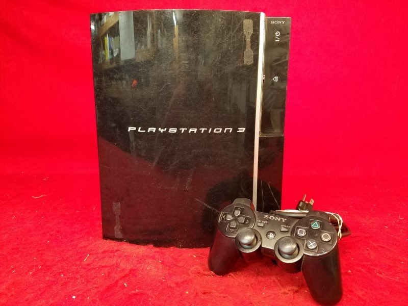 Sony PlayStation 3 CECHP01 120GB Hard Drive