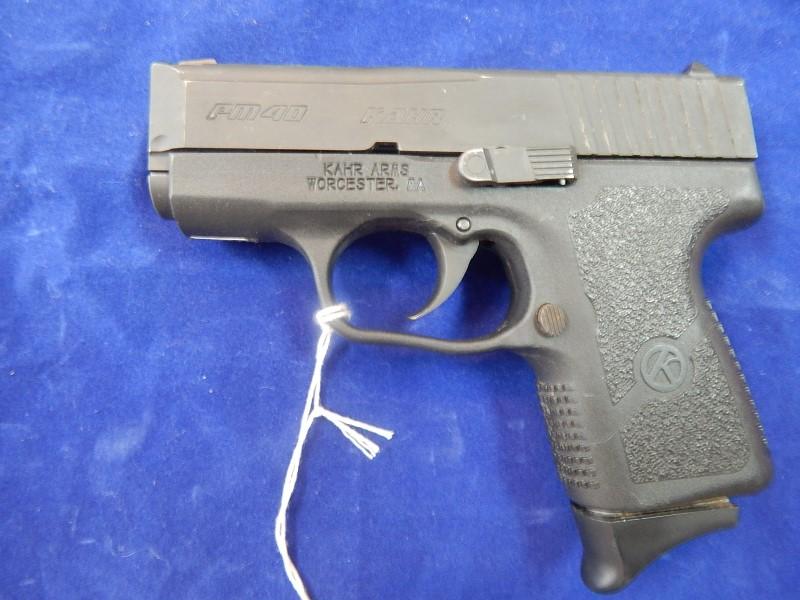 KAHR ARMS Pistol PM40