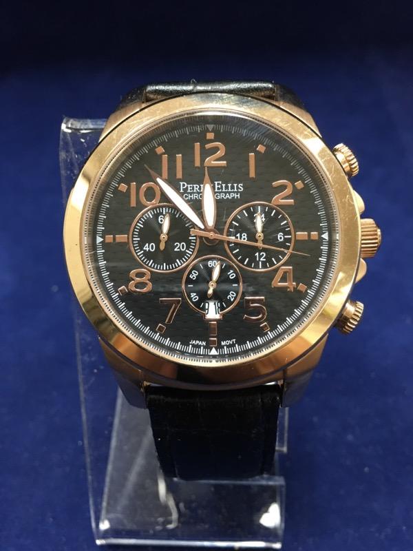 PERRY ELLIS Gent's Wristwatch APE8037