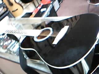 MAIN STREET GUITARS Acoustic Guitar MH-241CBK