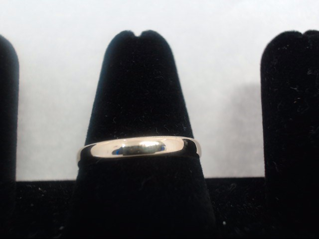 Lady's Gold Ring 14K Yellow Gold 1.8g Size:5