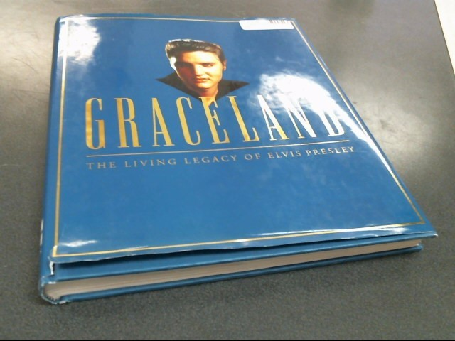 COLLINS Non-Fiction Book GRACELAND THE LIVING LEGACY OF ELVIS PRESLEY