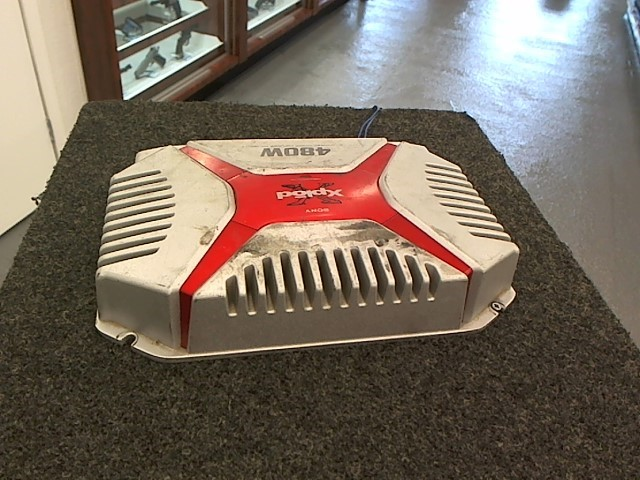 SONY Car Amplifier EXPLOD AMP 1000W