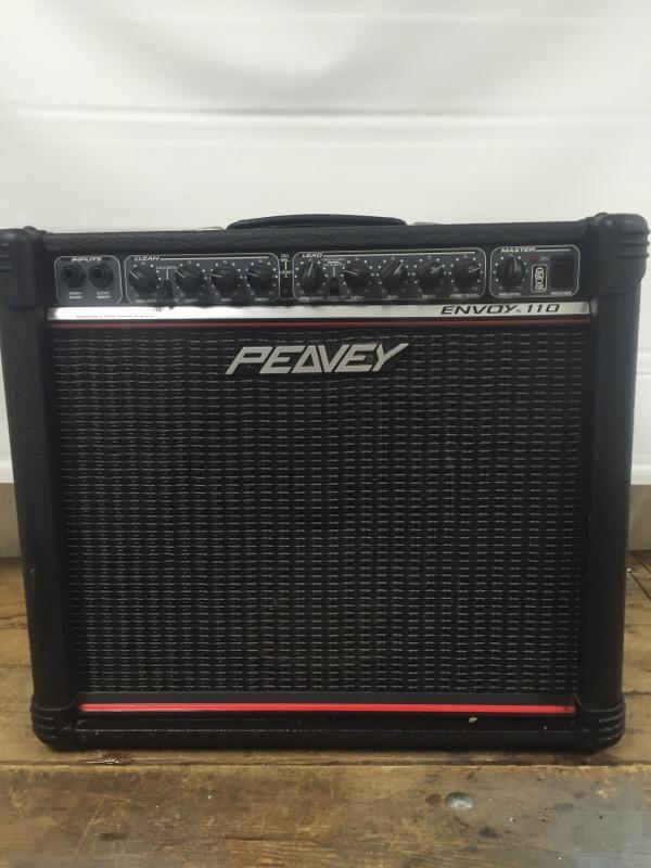 PEAVEY Electric Guitar Amp ENVOY 110