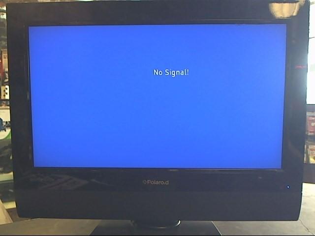 POLAROID Flat Panel Television TDX02610B