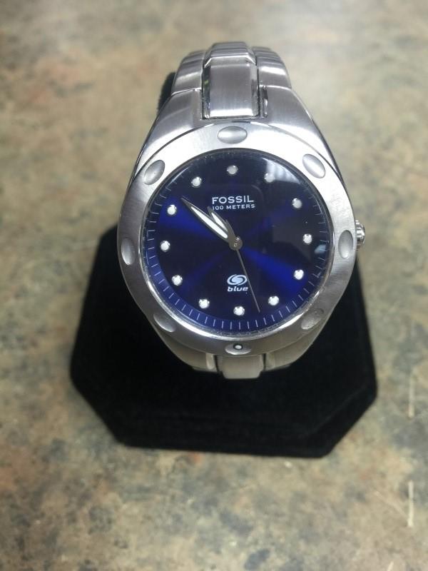 FOSSIL Gent's Wristwatch AM3349 MIDSIZE