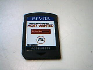 SONY Sony PS VITA Game PSVITA NEED FOR SPEED MOST WANTED