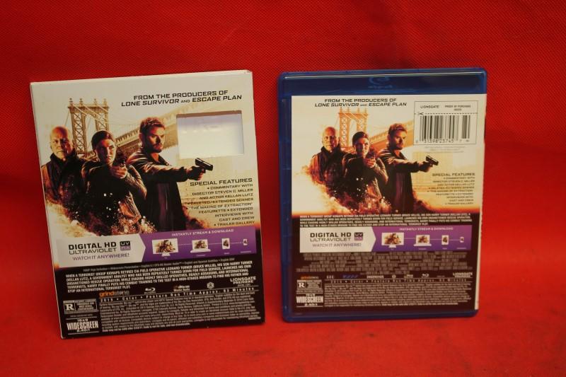 Extraction [Blu-ray + Digital HD]