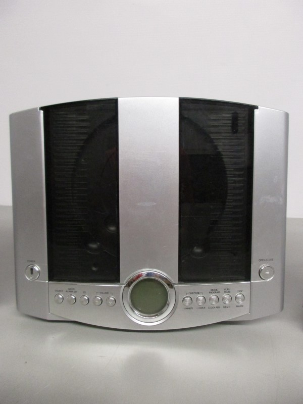 GPX HM3817DT HOME STEREO CD PLAYER