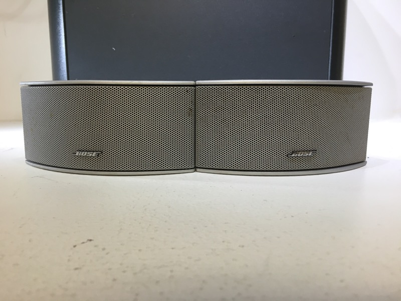 BOSE Speakers/Subwoofer PS3-2-1 II